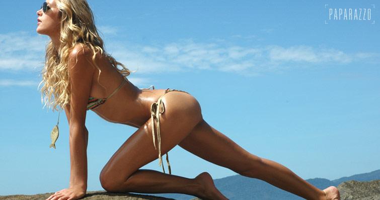 Nackt  Gianne Albertoni Sexiest Women