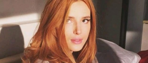 Fotos da Bella Thorne nua